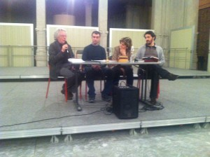 Alla casa della poesia di Milano Con Maurizio Cucchi, Giuliana Nuvoli e Amos Mattio
