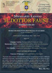 Locandina Il dottor Faust