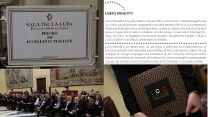 Italian Excellence Award