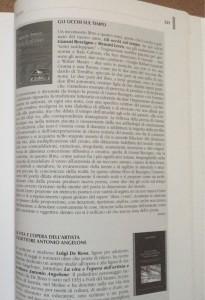 Recensione Sandro Gros-Pietro