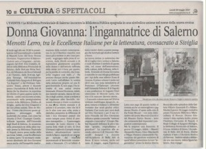 article donna giovanna seville